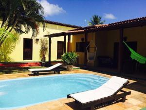Pousada Solar da Paz, Vendégházak  Tibau do Sul - big - 9