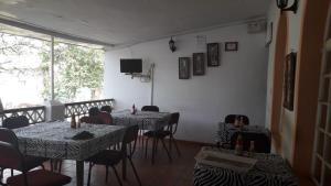 Villa Tafika Lodge, Lodges  Yangala - big - 3