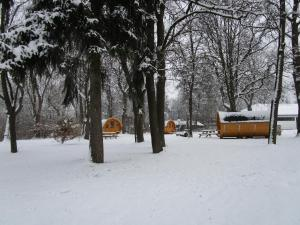 AZUR Waldcamping Auwaldsee, Üdülőközpontok  Ingolstadt - big - 38
