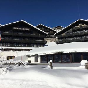 Champoussin Lodge - Hotel - Champoussin