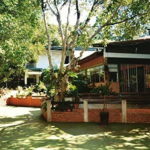 Pousada Parque das Gabirobas, Farm stays  Macacos - big - 38