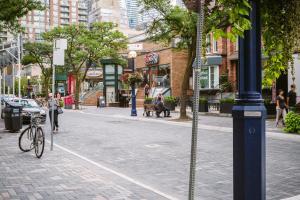 QuickStay - Luxury Executive in Yorkville (Yonge & Bloor), Apartmány  Toronto - big - 56