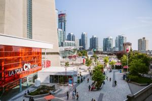 QuickStay - Luxury Executive in Yorkville (Yonge & Bloor), Apartmány  Toronto - big - 21