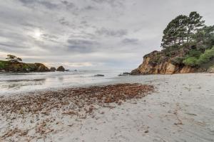 Bay View Beachfront, Nyaralók  Fort Bragg - big - 89