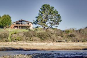 Bay View Beachfront, Nyaralók  Fort Bragg - big - 11