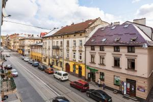 3 Bedroom apartment in Old Center, Apartments  Lviv - big - 4