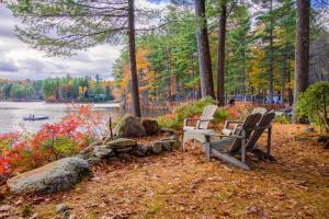 The Retreat At Upper Range Pond, Дома для отпуска  Poland - big - 17