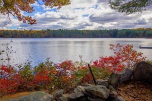 The Retreat At Upper Range Pond, Дома для отпуска  Poland - big - 51