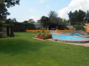 Quinta Cobos, Privatzimmer  Tequisquiapan - big - 7