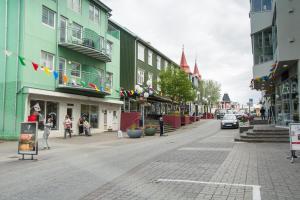 Akureyri Center Apartment