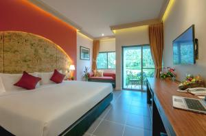 Thanyapura Health & Sports Resort, Hotels  Thalang - big - 14