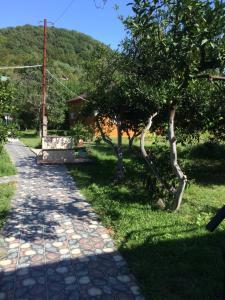 Guest house Zolotoy bereg, Affittacamere  Pizunda - big - 7