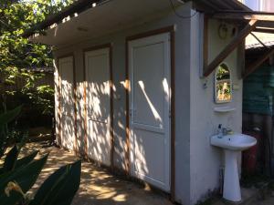 Guest house Zolotoy bereg, Affittacamere  Pizunda - big - 17