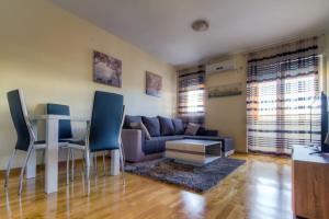 Simon Apartment, Апартаменты  Подгорица - big - 4
