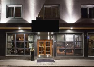 Hotell Dronningens, Hotels  Kristiansand - big - 25