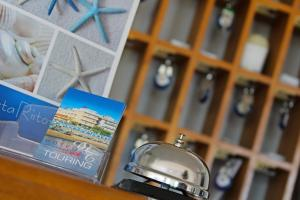 Hotel Touring, Отели  Мизано-Адриатико - big - 63