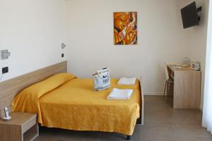 Hotel Touring, Отели  Мизано-Адриатико - big - 18