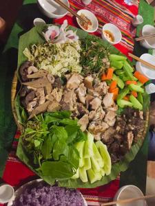 Homestay Mộc Châu Mộc, Alloggi in famiglia  Sơn La - big - 37