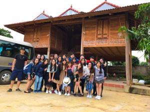 Homestay Mộc Châu Mộc, Alloggi in famiglia  Sơn La - big - 33