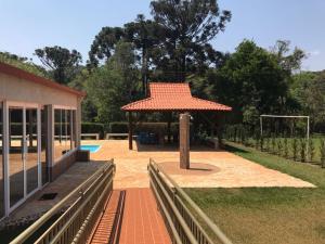 Pousada Parque das Gabirobas, Farm stays  Macacos - big - 42