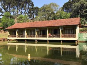 Pousada Parque das Gabirobas, Farm stays  Macacos - big - 20