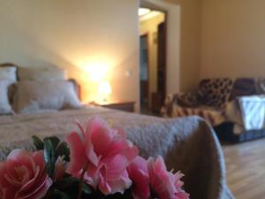 Apartment On Lunacharskogo 39, Ferienwohnungen  Kaluga - big - 4