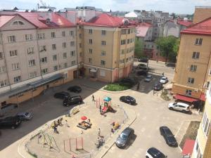 Apartment On Lunacharskogo 39, Ferienwohnungen  Kaluga - big - 15