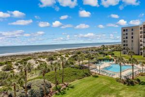 Oceanfront Condo 1 King Master Suite, Ferienwohnungen  Amelia Island - big - 55