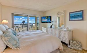Oceanfront Condo 1 King Master Suite, Ferienwohnungen  Amelia Island - big - 1