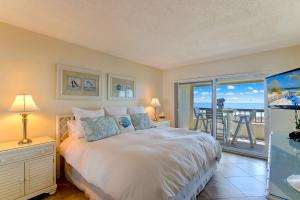 Oceanfront Condo 1 King Master Suite, Ferienwohnungen  Amelia Island - big - 44