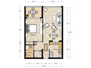 Oceanfront Condo 1 King Master Suite, Ferienwohnungen  Amelia Island - big - 41