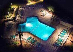 Oceanfront Condo 1 King Master Suite, Ferienwohnungen  Amelia Island - big - 40