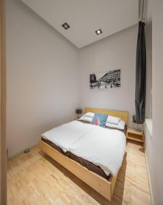 City Center Andrassy, Apartmanok  Budapest - big - 6