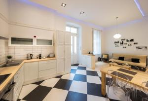City Center Andrassy, Apartmány  Budapešť - big - 1