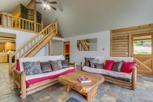 Lazy Bear Farm, Dovolenkové domy  Parkdale - big - 14