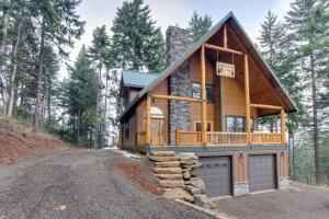 Svendsen Lodge, Дома для отпуска  Parkdale - big - 26