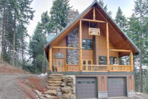 Svendsen Lodge, Дома для отпуска  Parkdale - big - 24
