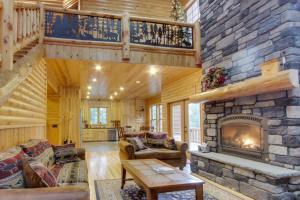 Svendsen Lodge, Дома для отпуска  Parkdale - big - 4