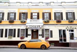 Отель Impressa, Киев