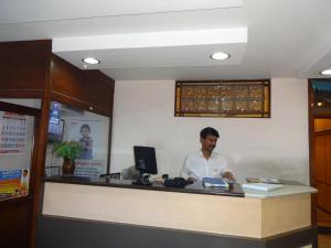 Aditya Inn, Hotel  Pondicherry - big - 19