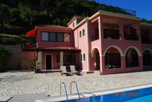 Villa Eora, Апартаменты  Керион - big - 62
