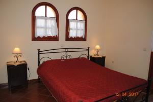 Villa Eora, Апартаменты  Керион - big - 24