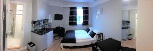 Hotell Dronningens, Hotels  Kristiansand - big - 4