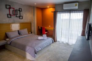 B3 Hotel, Отели  Накхонситхаммарат - big - 3
