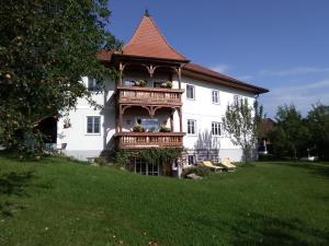 Attersee Gartenvilla