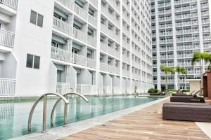 Breeze Residences near World Trade Center, Apartmány  Manila - big - 9