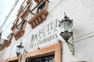 obrázek - Hotel Posada La Parroquia