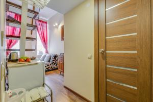 Apart-hotel Genius, Aparthotels  Saint Petersburg - big - 4