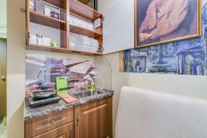 Apart-hotel Genius, Aparthotels  Saint Petersburg - big - 62