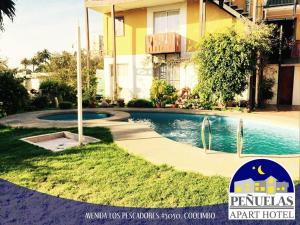 Apart Hotel Penuelas, Residence  Coquimbo - big - 19